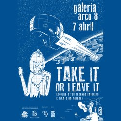 Exhibition: Take it or leave it